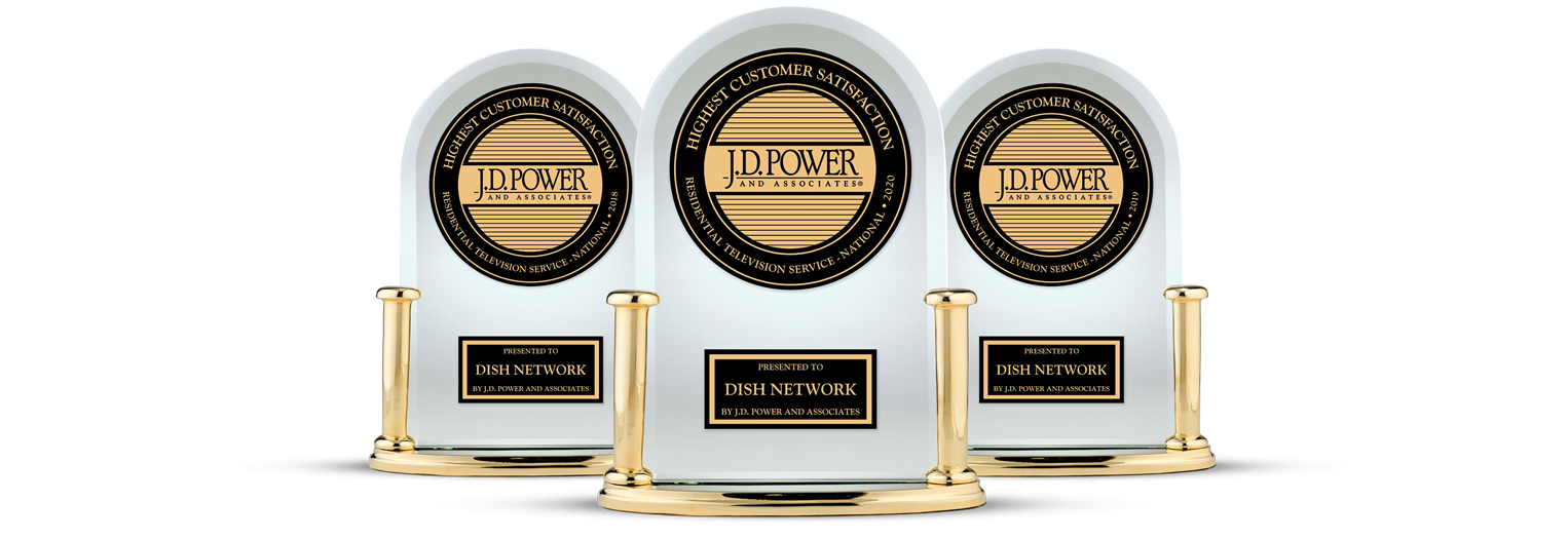 DISH Customer Satisfaction - Ranked #1 by JD Power - 7BTV in Sandpoint, Idaho - DISH Authorized Retailer