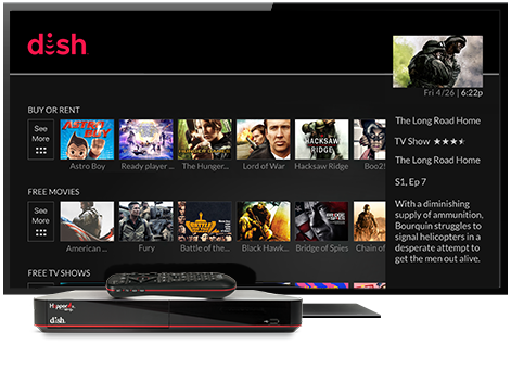 Ondemand TV from DISH | 7BTV